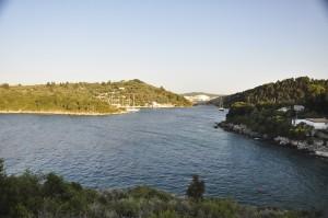 Mongonisi Bay - Ein toller Naturhafen.