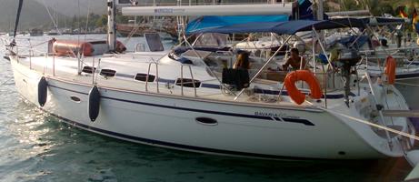 Charteryacht in der Türkei