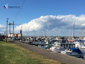 Der Hafen von Marstal
