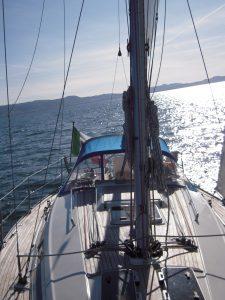 Mit der Calypso auf dem Neuenburgersee