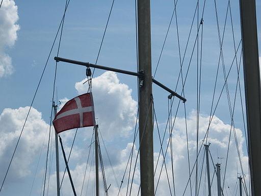 Gastlandsflagge