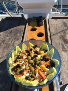 Bernhards unvergleichlicher Salat Nicoise