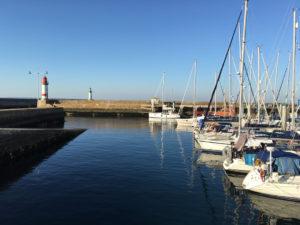 Der Vorhafen von Port Tudy