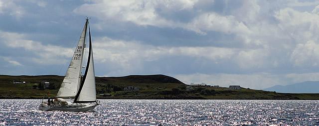 Segeln vor den Hebriden - Den Nordwesten Schottlands auf Törn entdecken.