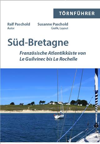 Törnführer deutsch Süd-Bretagne